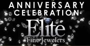 Anniversary Celebration Jewelry Sales Event