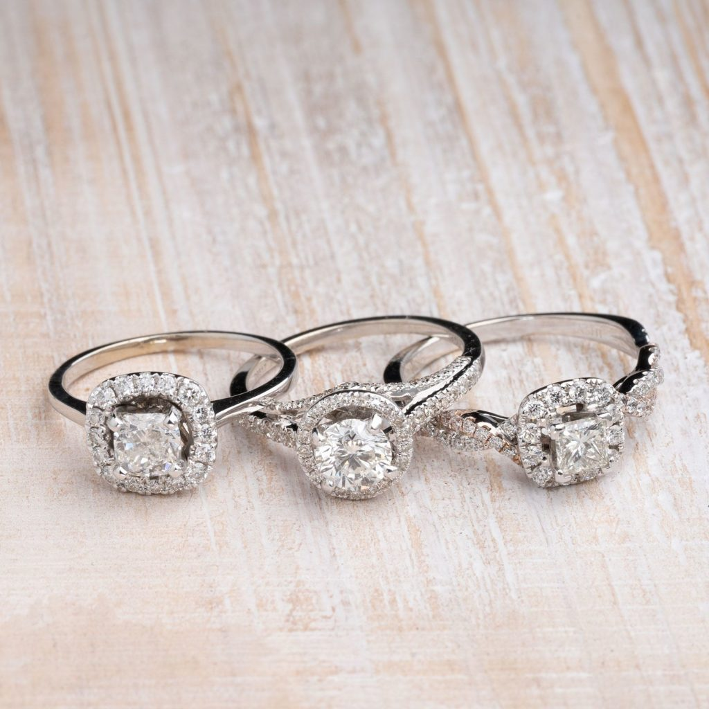 engagement rings in tempe